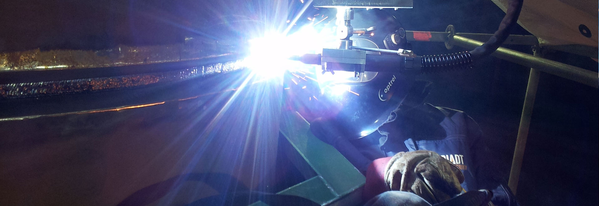Firefly - for welding, cutting and bevelling