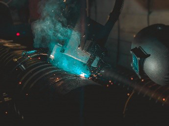 Firefly Welding Machine in Action